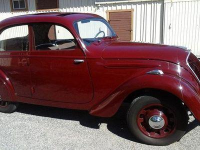 käytetty Peugeot 202 1939. Museoajoneuvo