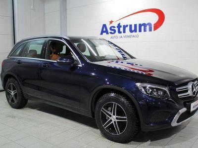 käytetty Mercedes GLC250 d 4Matic A Premium Business * SÄHKÖPENKIT MUISTILLA / PANORAAMA / NAHKA PENKIT / NAVI *