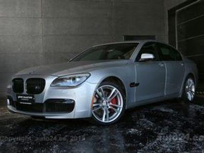 käytetty BMW 750 X-Drive Msport 4.4 V8 300kW - Luxury Collection Automobiles