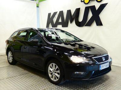 käytetty Seat Leon ST 2,0 TDI 150 4DRIVE Style DSG / Suomi-auto / Webasto / Neliveto / ALV.vähennyskelpoinen /