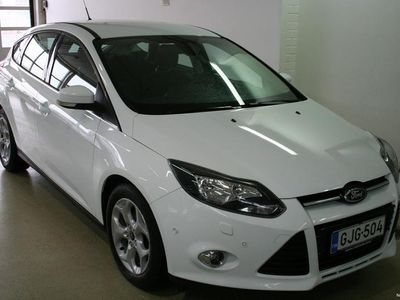 käytetty Ford Focus 1,6 TDCi 115 hv Start/Stop M6 titanium