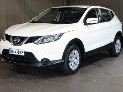 käytetty Nissan Qashqai