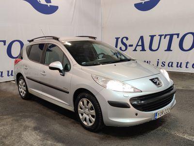 käytetty Peugeot 207 Trendy 1,6 HDI 90 Platinum * Taloudellinen pikkufarkku * Vaihto ja Rahoitus jopa ilman käsirahaa *