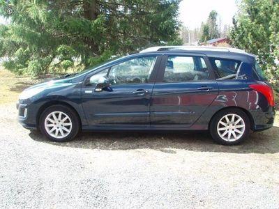 käytetty Peugeot 308 1.6HDI 110 Katsastettu 02.03.2020