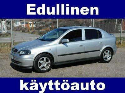 käytetty Opel Astra 6 Eco Club 5d !! KÄYTTÖAUTO EDULLISEEN HINTAAN !!