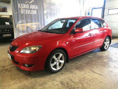 käytetty Mazda 3 1,6 Elegance 5d AT