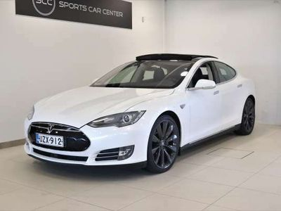 käytetty Tesla Model S 85 Ilmaiset Superchargerit