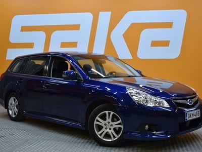 käytetty Subaru Legacy 2,0 R STW VA CVT ** 1-om Suomi-auto / Merkkihuollettu / Xenon / P-kamera / Tutkat / Sähkösäätöinen kuljettajan istuin **