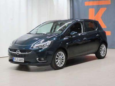käytetty Opel Corsa 5-ov Cosmo 1,4 ecoFLEX S/S 66kW Automaatti, *Bi-Xenon-valot, pysäköintitutka edessä ja takana*