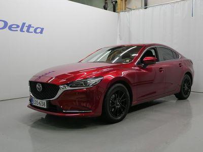 käytetty Mazda 6 Sedan 2,0 (165) SKYACTIV-G Vision 6AT 4ov YL1
