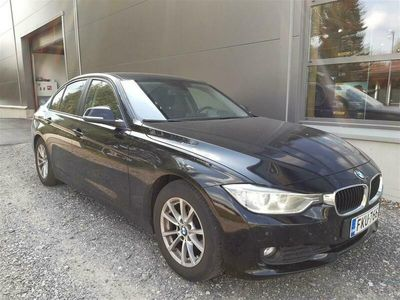 käytetty BMW 318 TwinPower Turbo A F30 Sedan Business**Vetokoukku**