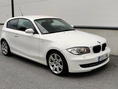 käytetty BMW 116 d 186hp/420nm