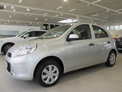 käytetty Nissan Micra 5D VISIA 1,2 80 HP 5 M/T