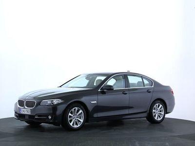 käytetty BMW 530 530 F10 Sedan d A xDrive Business Exclusive Edition - rahoitustarjous 1,9 % + kulut 1-om, Suomi-auto,