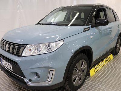käytetty Suzuki Vitara 1.4 Boosterjet 4WD GL+ 6AT Limited