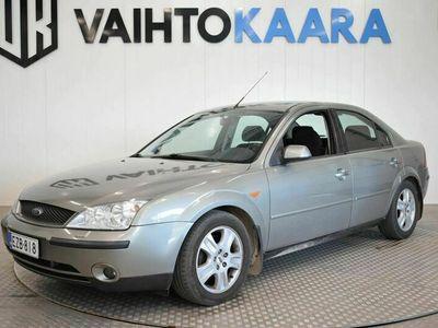 käytetty Ford Mondeo 2.0i Sedan # Koukku, Ilmastointi, Lohkari #