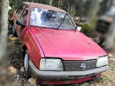 käytetty Opel Ascona c