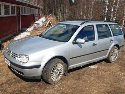 käytetty VW Golf 1.9 diesel