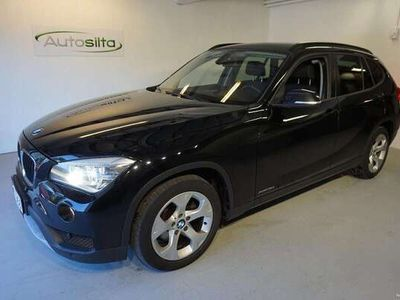 käytetty BMW X1 E84 XDrive 1.8d Twin Power Turbo Business Edition Automatic
