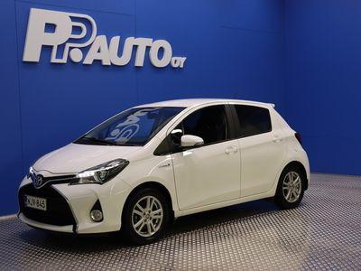 käytetty Toyota Yaris 1,5 Hybrid Style 5ov - Korko 2,95% ja reilu vaihtohyvitys! Talvimarkkinat 1.-31.1.2021