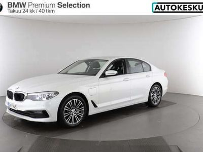 käytetty BMW 530 eA G30 Sedan xDrive Charged Edition Sport
