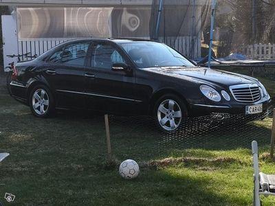 käytetty Mercedes E200 CDI Avantgarde 2008