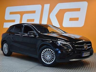 käytetty Mercedes GLA220 CDI 4Matic A ** Suomi-auto / Irrot. Koukku / Vakkari / Päiväledit **