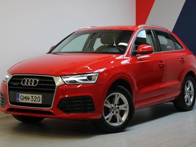 käytetty Audi Q3 Land of quattro Edition 2,0 TDI clean diesel 110 kW quattro S tronic