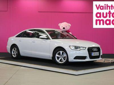 käytetty Audi A6 Sedan Business Sport Edition 2,0 TDI 140 kW ultra S tronic #Vetokoukku #Xenon+LED