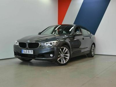 käytetty BMW 320 Gran Turismo Gran Turismo F34 320i TwinPower Turbo A xDrive Limited xDrive Edition Sport