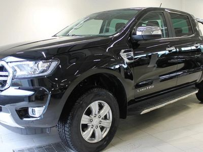 käytetty Ford Ranger Double Cab 2,0 TDCi 213 hp M6 4x4 Limited