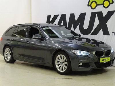 käytetty BMW 328 328 F31 Touring i A xDrive M-Sport / Panorama / Vetokoukku / Hifi Loudspeaker / Alcantara sisusta / S