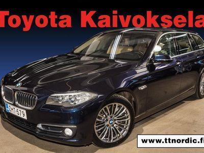 käytetty BMW 530 5-SARJA F11 Touring d TP A Ltd xDrv Edt Luxur * Korko 0,9% / Käsiraha alk. 0e*