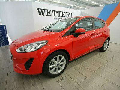 käytetty Ford Fiesta 1,1 75hv Trend Edition 5ov **0%korko ja 0? kulut**