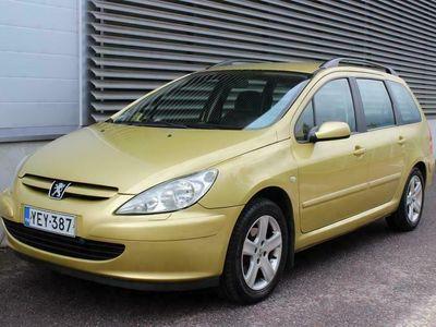 käytetty Peugeot 307 Wagon XT 2,0 *korkotarjous 1,9%+kulut*