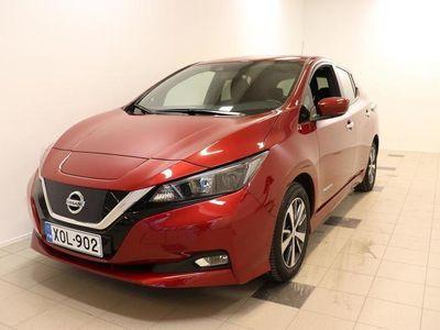 käytetty Nissan Leaf Acenta 40 kWh FI
