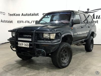 käytetty Toyota 4 Runner