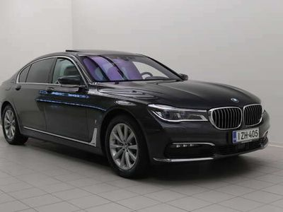 käytetty BMW 740 7-sarja 7-SARJA G12 Sedan Le iPerf A xDrv Bsn Excl /