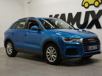 käytetty Audi Q3 Business 1,4 TFSI COD 110 kW S tronic / HUIPPUSIISTI / SUOMI AUTO /