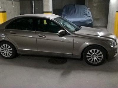 käytetty Mercedes C200 CDI -09