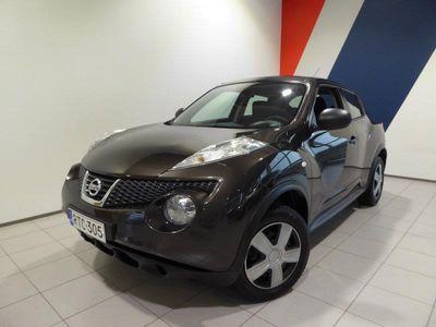 käytetty Nissan Juke 1,6L Pure Drive Visia 2WD