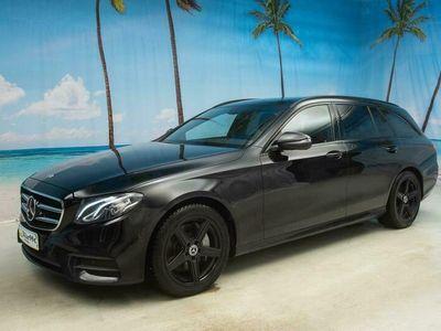 käytetty Mercedes E220 4Matic T A Premium Business AMG *AMG-STYLING* - *VALTAISA VARASTONTYHJENNYSI!!!!*