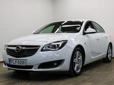 käytetty Opel Insignia 5-ov Edition 2,0 CDTI ecoFLEX Start/Stop 125kW MT6 - HUOM! Tehokkaammalla koneella! **** Tähän autoon vähi...