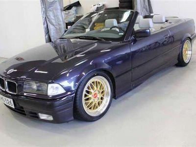 käytetty BMW 325 Cabriolet i 2,5