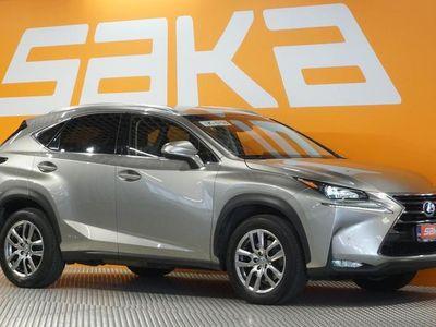 käytetty Lexus NX300h Hybrid A AWD Premier ** Navi / P-kamera / Nahkasisusta / Bluetooth **