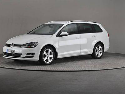 käytetty VW Golf Variant Highline 1,6 TDI 81 DSG- Webasto, Navi, Xenon paketti-