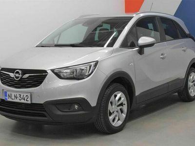 käytetty Opel Crossland X Enjoy 1,2 Automaatti HYVÄT VARUSTEET! Talvirenkaat!