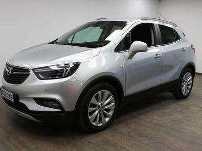 käytetty Opel Mokka X Innovation 1,4 Turbo 103kW MT6 **Huippuvarusteet!, Navi, IntelliLink-Multimedia, AGR-istuimet, LED