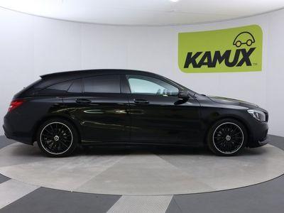 käytetty Mercedes CLA220 Shooting Brake d 4Matic A Business AMG // Navigointi / Led-ajovalot / Peruutuskamera //