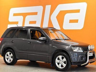 käytetty Suzuki Grand Vitara 1,9 DDiS 4WD 5d